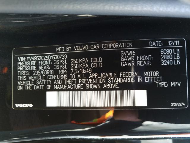 YV4952CZ9D1630739