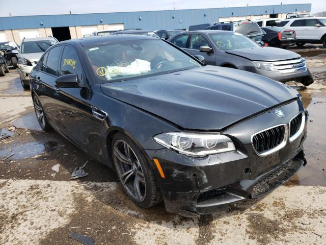 2014 BMW M5 WBSFV9C5XED593379