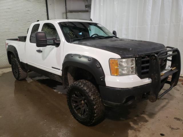 Salvage cars for sale from Copart Central Square, NY: 2009 GMC Sierra K15