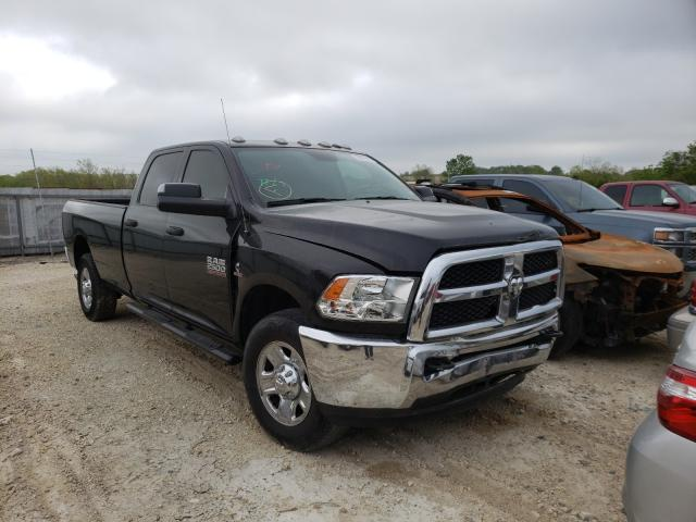 Salvage cars for sale from Copart Temple, TX: 2018 Dodge RAM 2500 ST