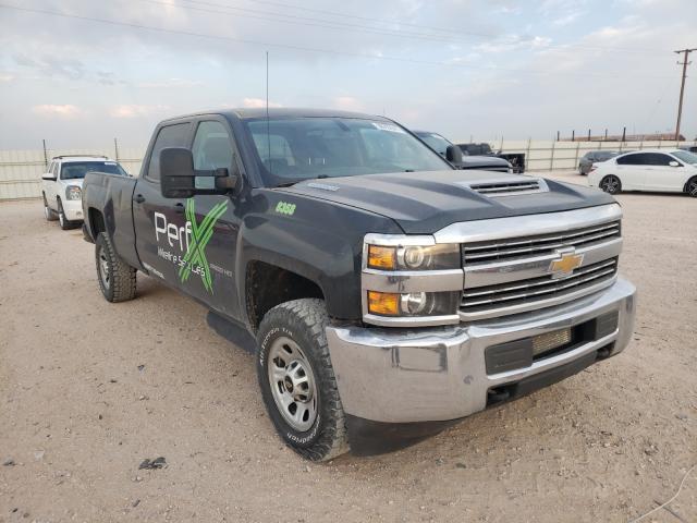 2018 Chevrolet Silverado en venta en Andrews, TX
