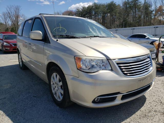 Salvage cars for sale from Copart Fredericksburg, VA: 2013 Chrysler Town & Country