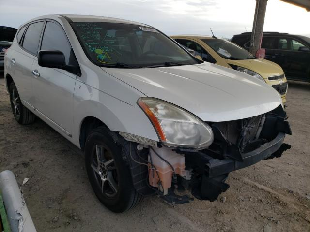 Salvage cars for sale from Copart Temple, TX: 2012 Nissan Rogue S