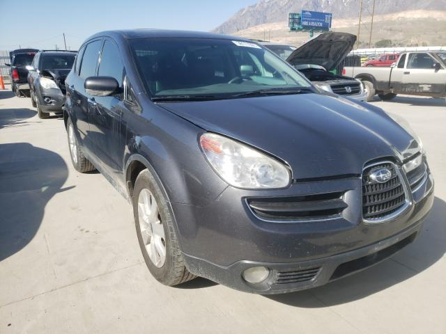 Salvage cars for sale from Copart Farr West, UT: 2007 Subaru B9 Tribeca