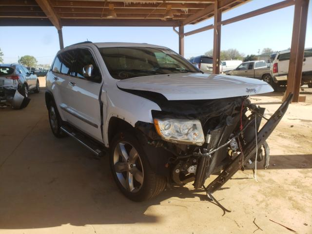 Salvage cars for sale from Copart Tanner, AL: 2013 Jeep Grand Cherokee