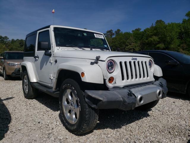 2013 Jeep Wrangler S for sale in Houston, TX