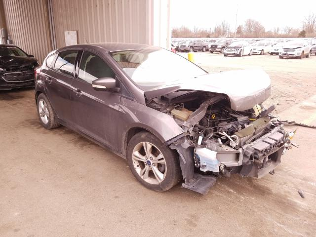 Salvage cars for sale from Copart Fort Wayne, IN: 2014 Ford Focus SE