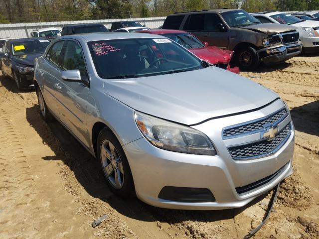 Salvage cars for sale at Gaston, SC auction: 2013 Chevrolet Malibu LS