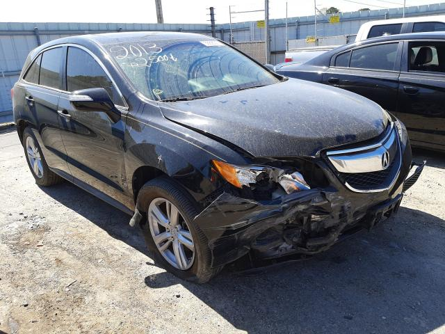 Salvage cars for sale from Copart Conway, AR: 2013 Acura RDX Techno