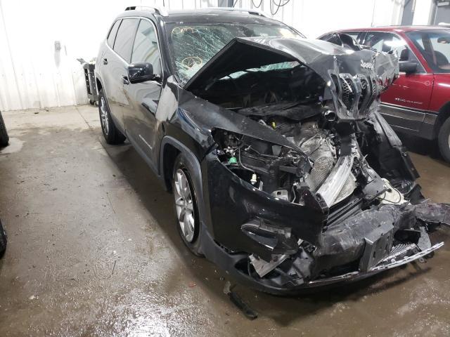 Vehiculos salvage en venta de Copart Ham Lake, MN: 2018 Jeep Cherokee L