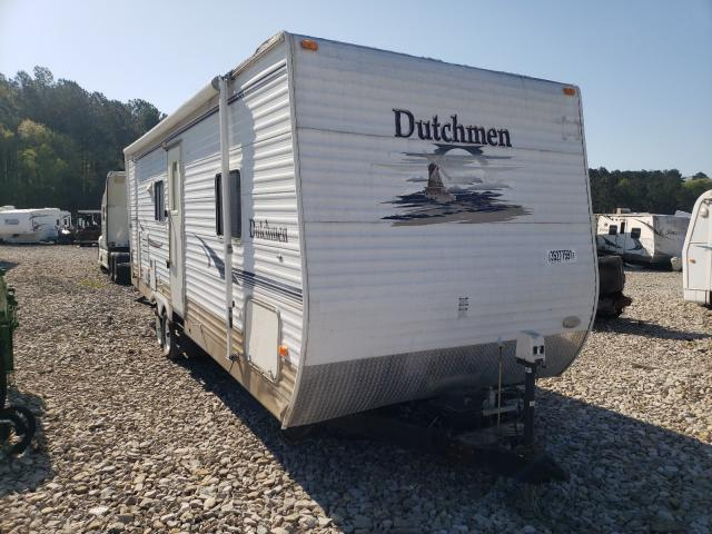 Dutchmen salvage cars for sale: 2007 Dutchmen Trailer