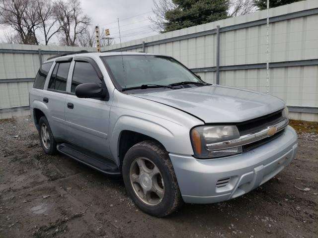 Salvage cars for sale from Copart Albany, NY: 2007 Chevrolet Trailblazer