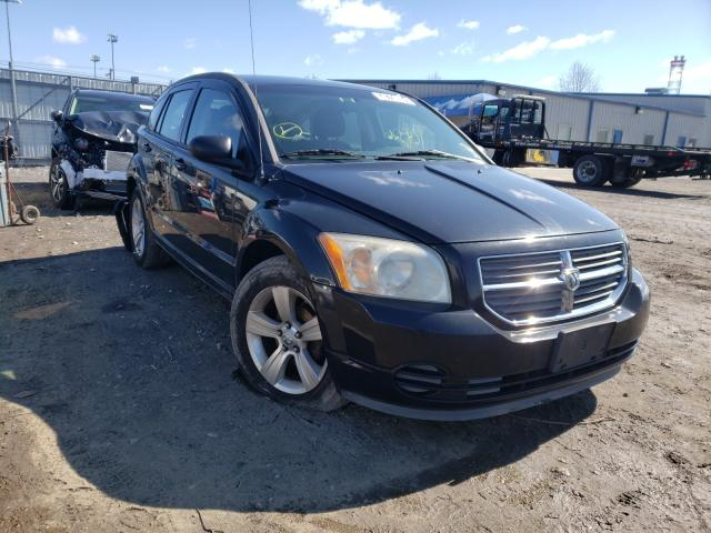 Salvage cars for sale from Copart Finksburg, MD: 2010 Dodge Caliber SX