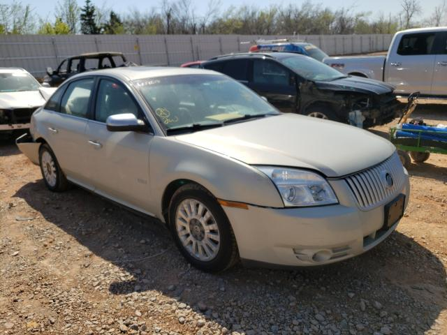 Salvage cars for sale from Copart Oklahoma City, OK: 2008 Mercury Sable Luxury