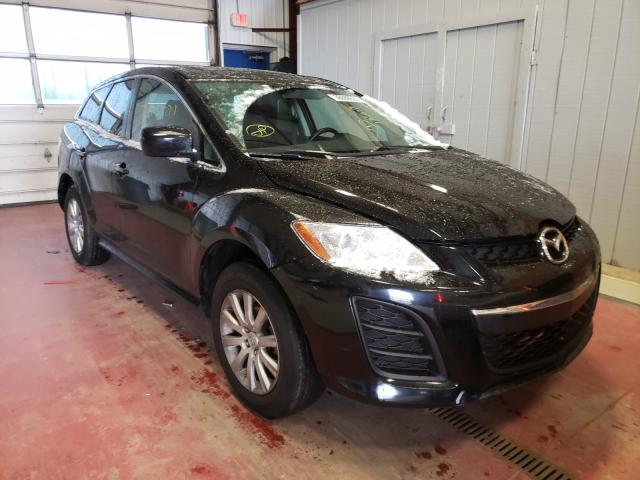 Salvage cars for sale from Copart Angola, NY: 2011 Mazda CX-7