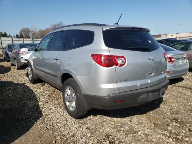 2011 CHEVROLET TRAVERSE L 1GNKREED9BJ411859