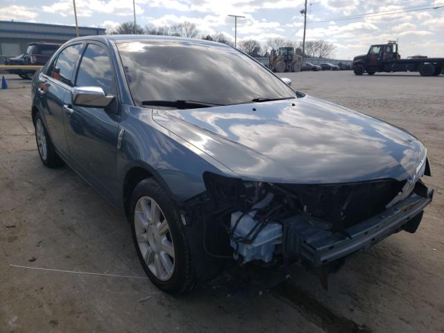 Lincoln MKZ salvage cars for sale: 2012 Lincoln MKZ