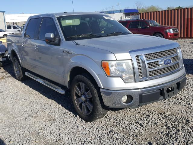 Salvage cars for sale from Copart Hueytown, AL: 2010 Ford F150 Super
