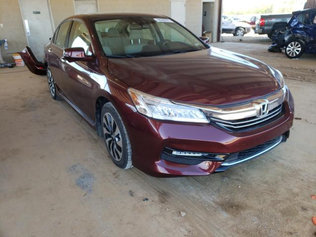 Salvage cars for sale from Copart Tanner, AL: 2017 Honda Accord TOU