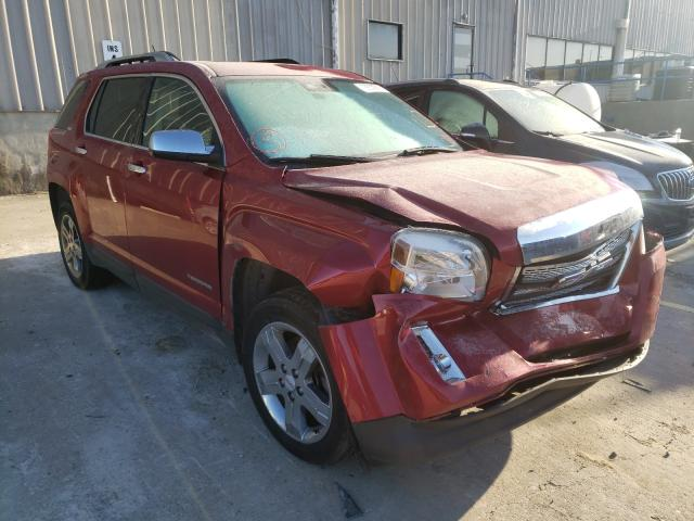 Salvage cars for sale from Copart Lawrenceburg, KY: 2013 GMC Terrain SL