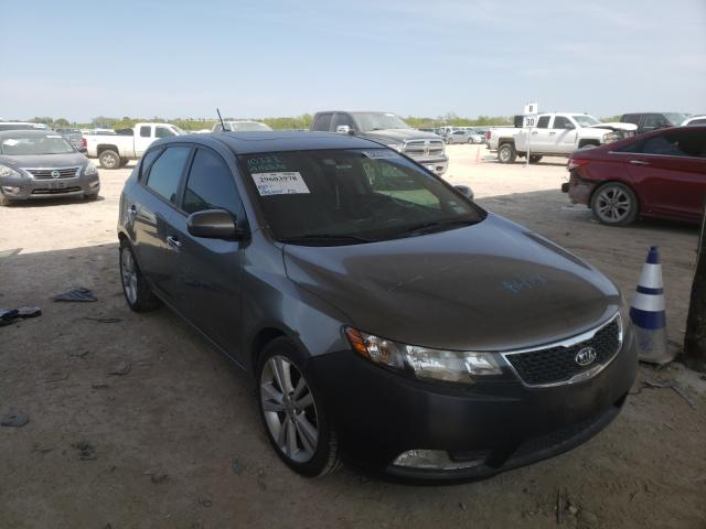 Salvage cars for sale from Copart Temple, TX: 2013 KIA Forte SX