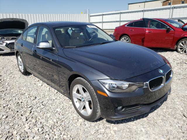 Salvage cars for sale from Copart Lawrenceburg, KY: 2014 BMW 320 I