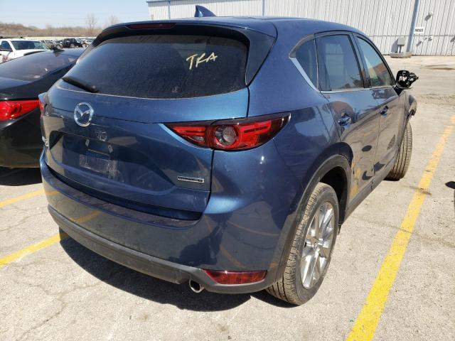 2021 Mazda CX-5 | Vin: JM3KFBDM1M0342814