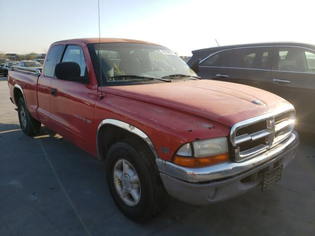 Vehiculos salvage en venta de Copart Grand Prairie, TX: 1997 Dodge Dakota