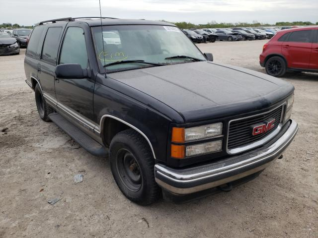 Salvage cars for sale from Copart Temple, TX: 1999 GMC Yukon