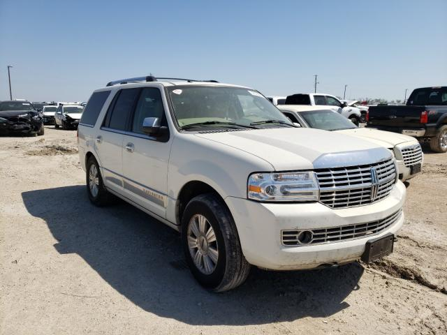Salvage cars for sale from Copart Temple, TX: 2008 Lincoln Navigator