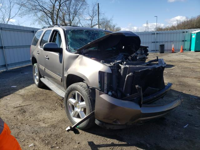Salvage cars for sale from Copart West Mifflin, PA: 2014 Chevrolet Tahoe K150