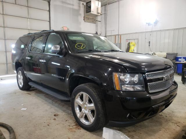 Chevrolet Suburban K salvage cars for sale: 2009 Chevrolet Suburban K