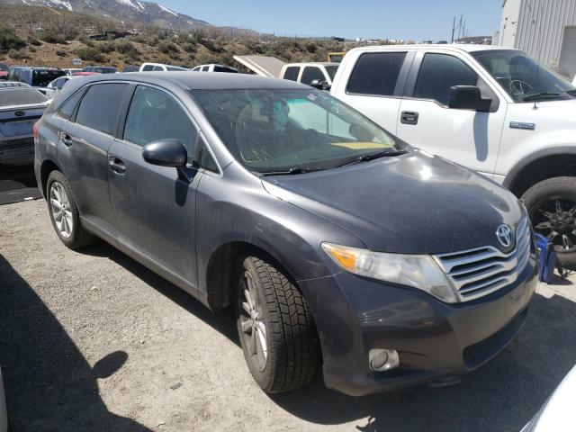 Salvage cars for sale from Copart Reno, NV: 2012 Toyota Venza LE