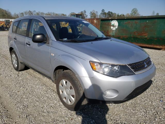 Salvage cars for sale from Copart Spartanburg, SC: 2007 Mitsubishi Outlander