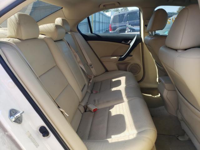 2010 Acura TSX | Vin: JH4CU2F60AC006324