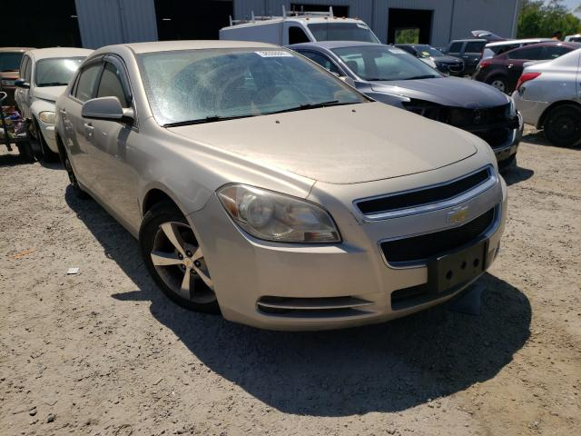 Salvage cars for sale from Copart Jacksonville, FL: 2011 Chevrolet Malibu 1LT