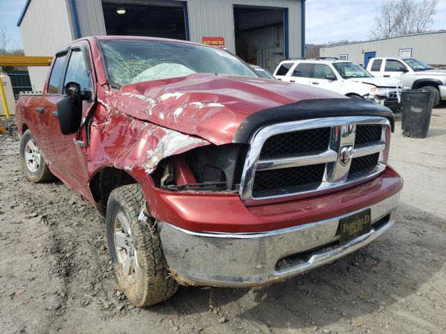 Salvage cars for sale from Copart Duryea, PA: 2009 Dodge RAM 1500