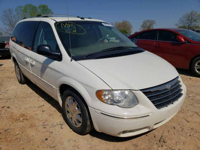 Vehiculos salvage en venta de Copart China Grove, NC: 2005 Chrysler Town & Country