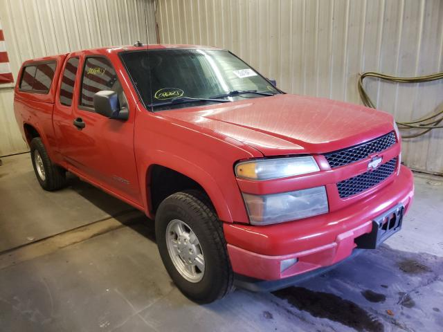 Chevrolet salvage cars for sale: 2005 Chevrolet Colorado