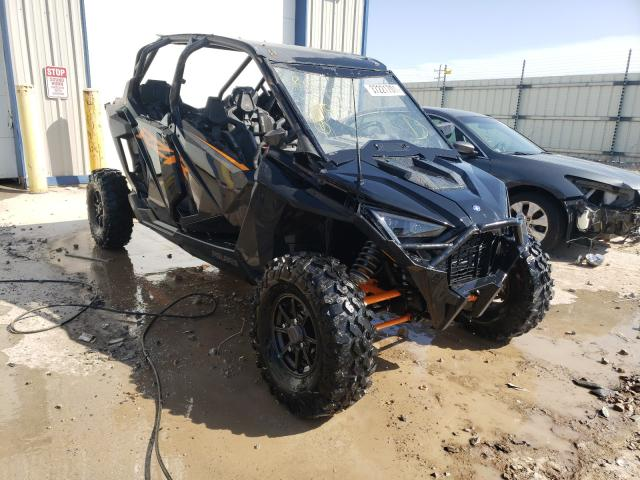 Salvage cars for sale from Copart Appleton, WI: 2021 Polaris RZR PRO XP