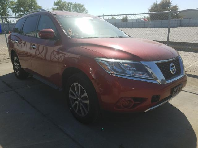 Nissan salvage cars for sale: 2013 Nissan Pathfinder