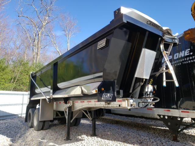East Manufacturing salvage cars for sale: 2021 East Manufacturing Trailer