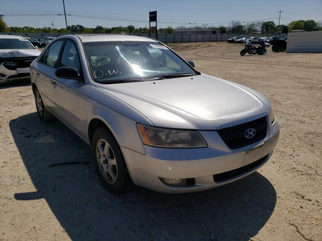 Salvage cars for sale from Copart Newton, AL: 2006 Hyundai Sonata GLS