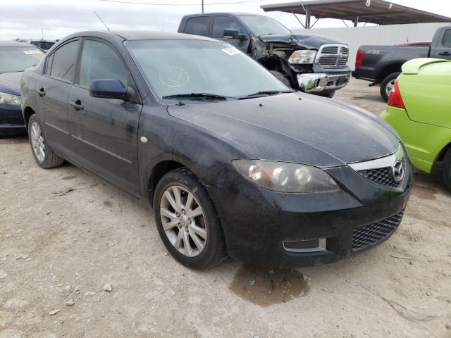 Salvage cars for sale from Copart Temple, TX: 2007 Mazda 3 I
