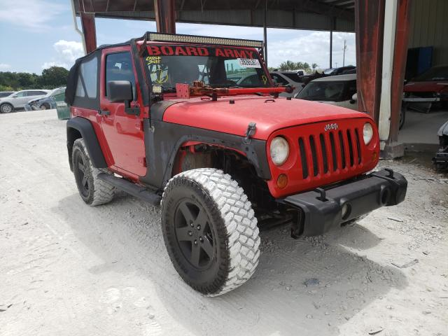 Salvage cars for sale from Copart Homestead, FL: 2011 Jeep Wrangler S