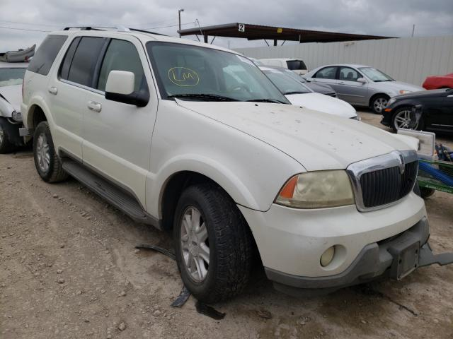 Salvage cars for sale from Copart Temple, TX: 2004 Lincoln Aviator