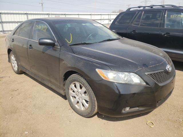 Salvage cars for sale from Copart Elgin, IL: 2009 Toyota Camry Base