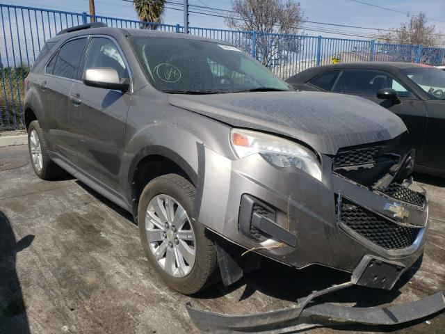 Salvage cars for sale from Copart Colton, CA: 2010 Chevrolet Equinox LT