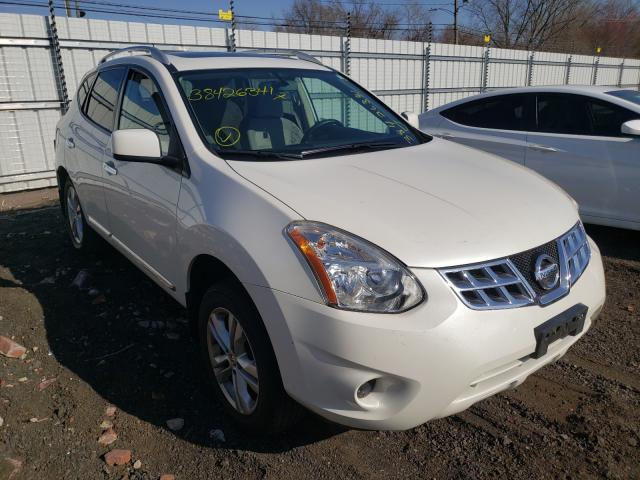 2012 NISSAN ROGUE S JN8AS5MV2CW413481