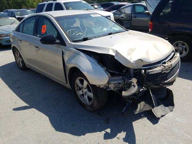 Salvage 2012 CHEVROLET CRUZE - Small image. Lot 39020951